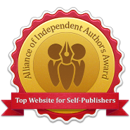 Alliance of Independent Authors Award - Top Website for Self-Publishers