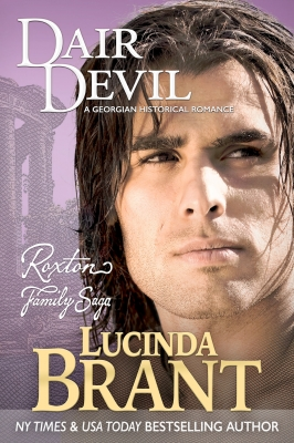 Dair Devil: A Georgian Historical Romance (Roxton Family Saga Book 3)