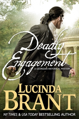 Deadly Engagement: A Georgian Historical Mystery (Alec Halsey Mystery Series Book 1)