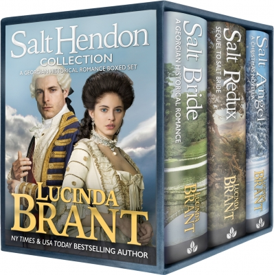 Salt Hendon Collection: A Georgian Historical Romance Boxed Set