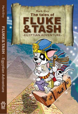 The tales of Fluke & Tash - Egyptian adventure