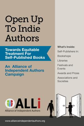 Self-publishing Authors Petition from the Alliance of Independent