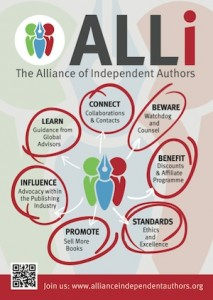 21 Reasons to join the Alliance of Independent Authors