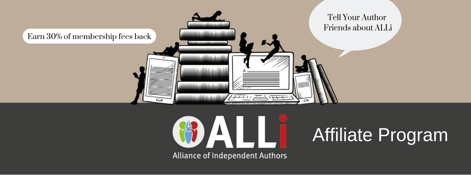 Alliance of Independent Authors Affiliate Program