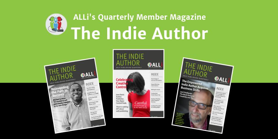 The Indie Author Member Magazine