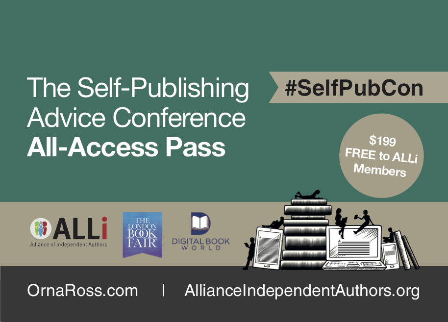 ALLi members free access to SelfPubCon